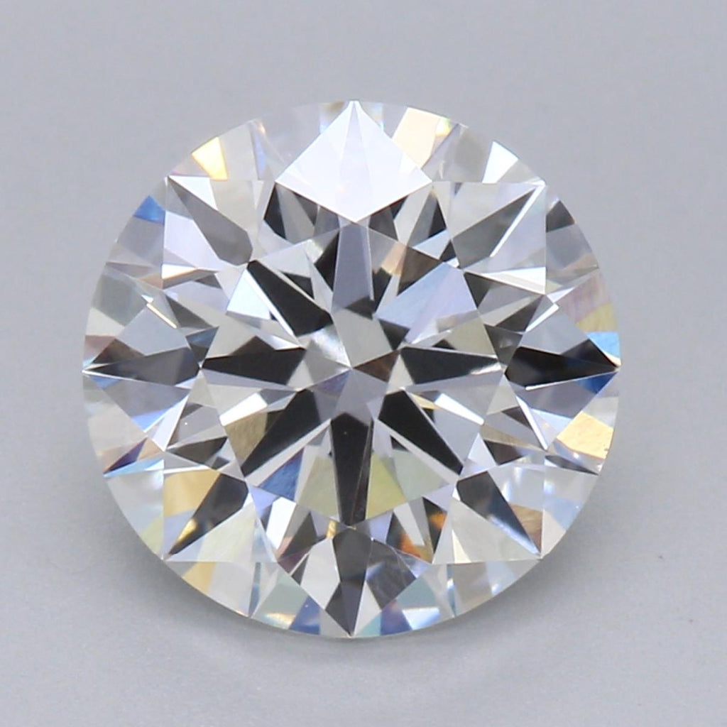 1.81ct F VS1 Ideal Cut Lab Grown Diamond