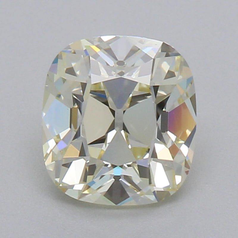 0.76ct O VS1 August Vintage Cushion Brilliant 74219551