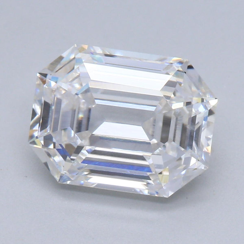 1.90ct G VS2 Lab Grown Heritage Emerald Cut Diamond