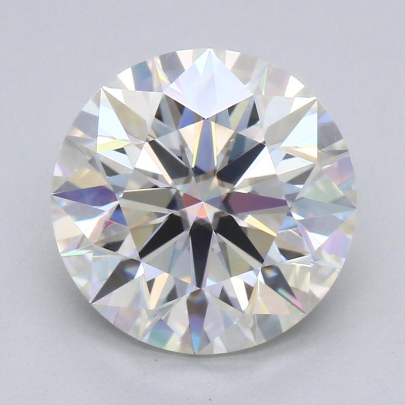 8mm 1.92ct D/F VS Distinctive Round Brilliant Moissanite