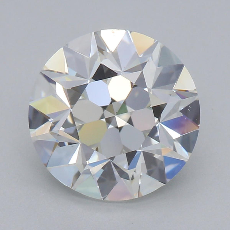 1.723ct H SI1 August Vintage European Cut 74656620