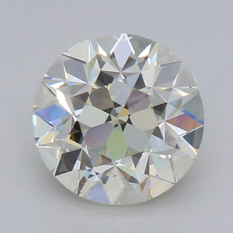 0.85ct N VS2 August Vintage European Cut 74570270
