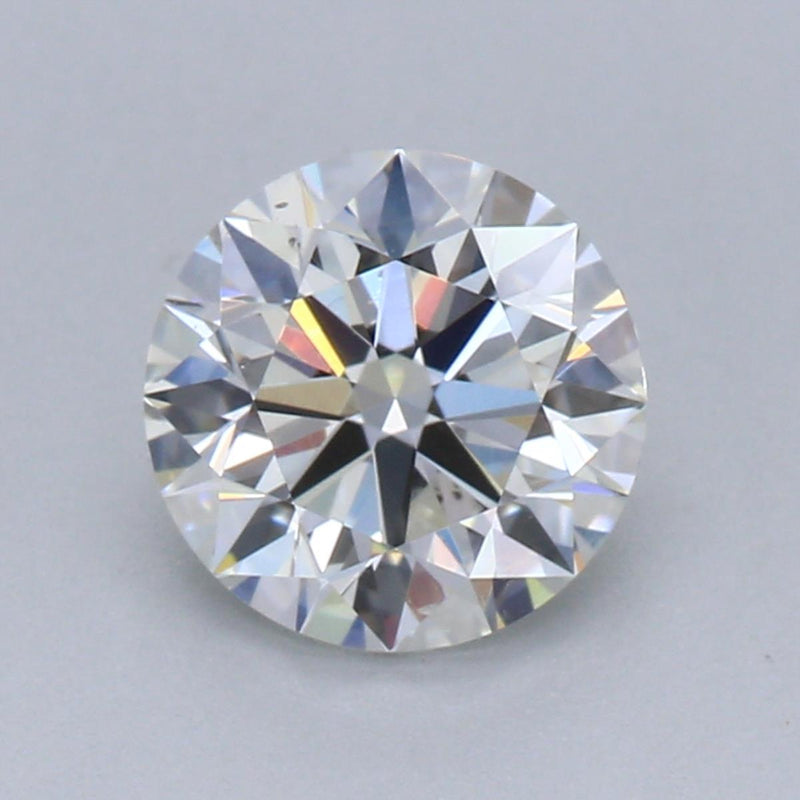 .72ct H SI1 GIA XXX Round Brilliant Cut Diamond