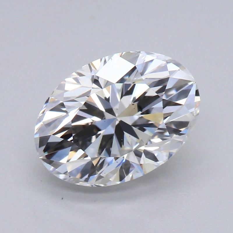 ID OV 1.74ct. D VS2 1606990