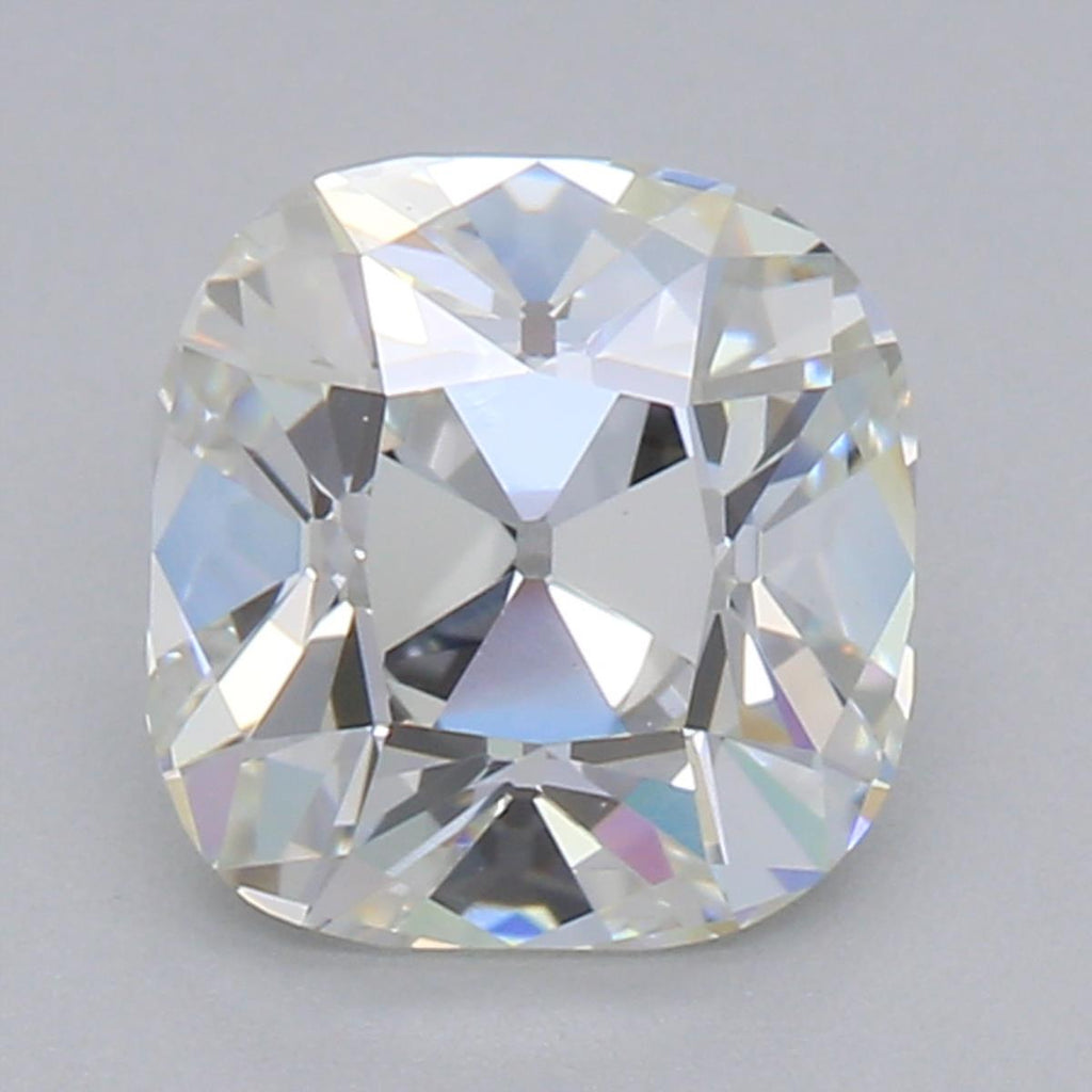 Your Custom Cut Lab Grown Square August Vintage Cushion Cut Diamond