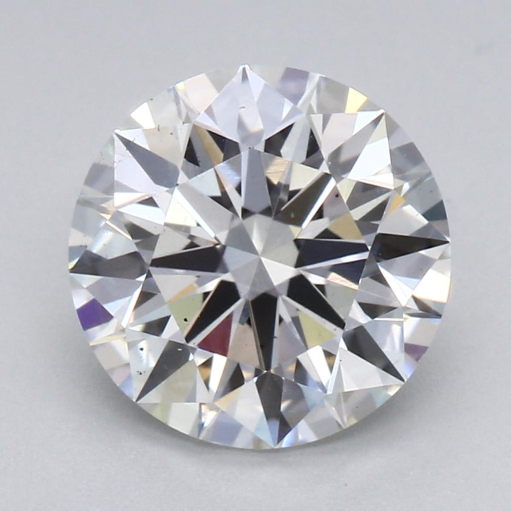 1.53ct H VS2 Laboratory Grown Round Brilliant Cut Diamond FLJ151951