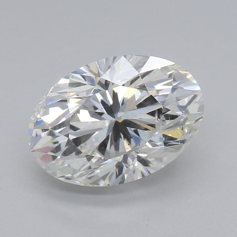 ELYQUE-OVAL 2ct. G SI1 1606948