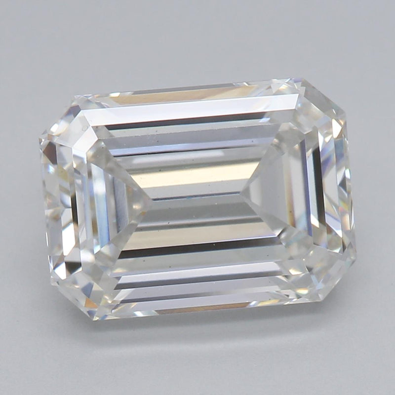 3.02ct H VS2 Emerald Cut Lab Grown Diamond