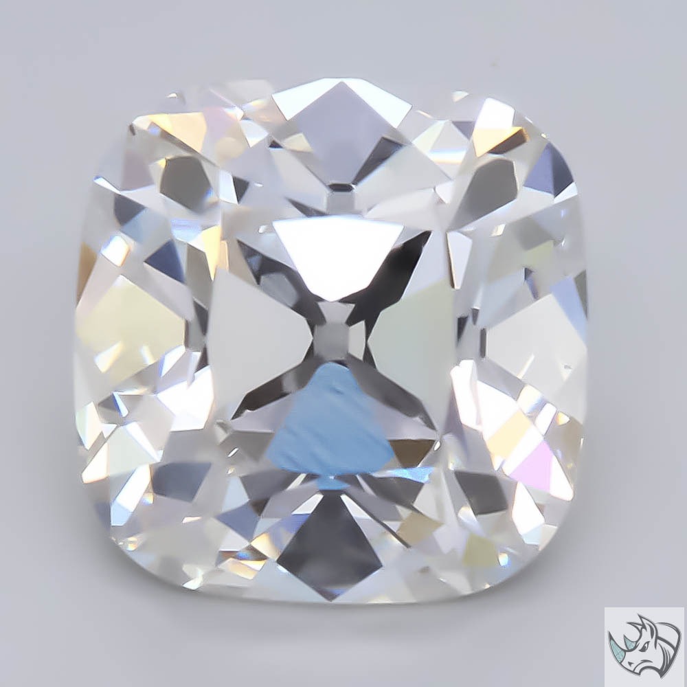 2.51ct G VS1 Private Reserve Heritage Cushion Lab Grown Diamond