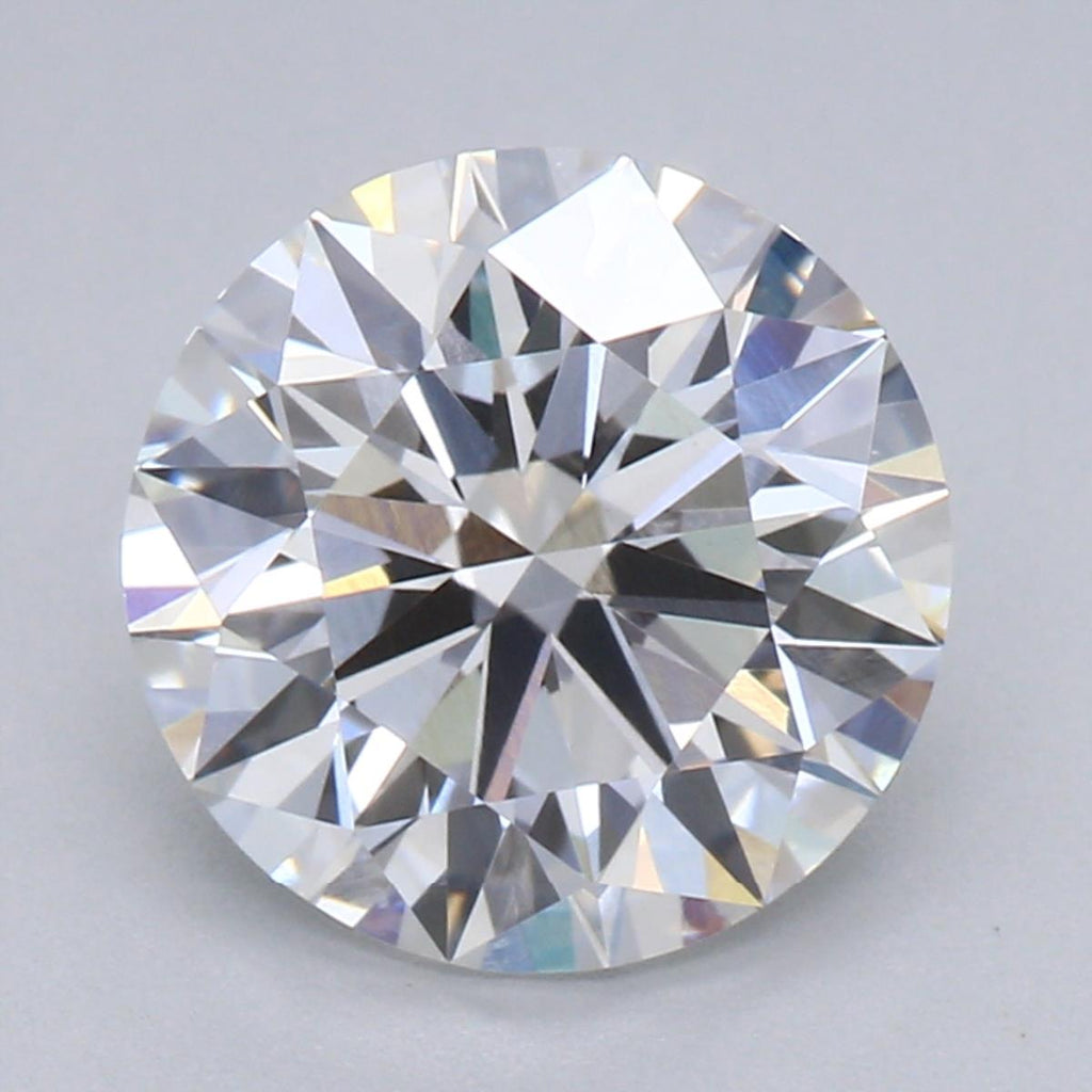 1.71ct F VVS2 Ideal Cut Lab Grown Diamond