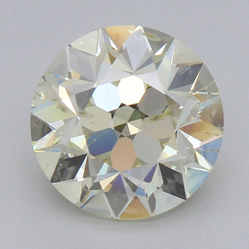 1.5ct P SI2 August Vintage European Cut 74450355