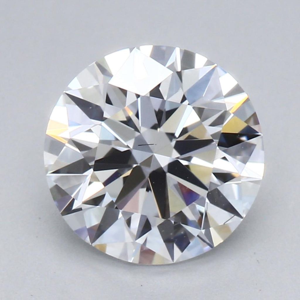 1.50ct D SI1 Hearts & Arrows Lab Grown Diamond