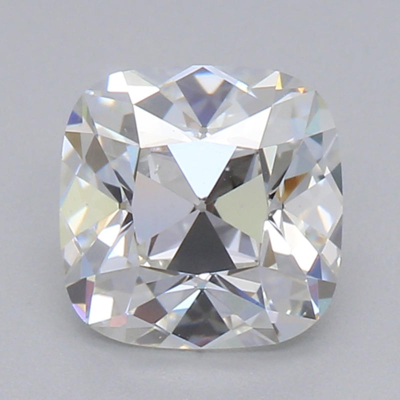 0.93ct F VS2 August Vintage Cushion Brilliant 74073792