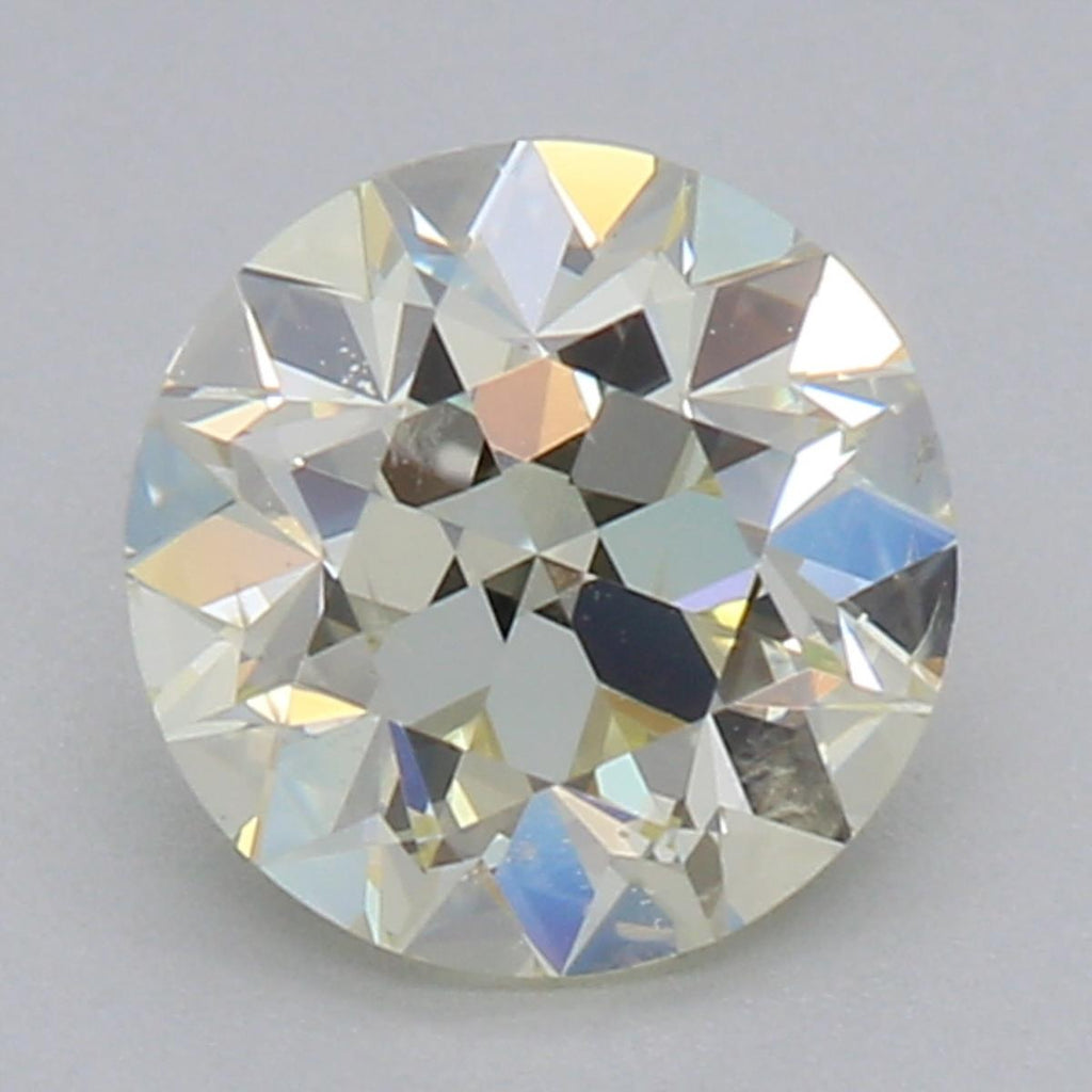 0.73ct O SI2 August Vintage European Cut 74565510