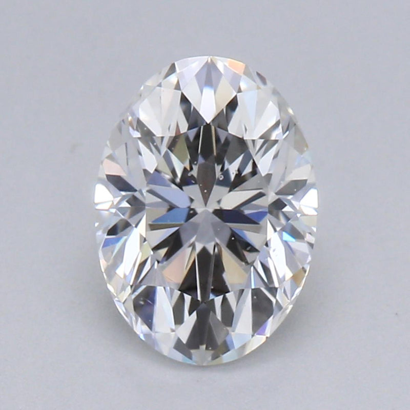 ELYQUE-OVAL 0.95ct. D SI1 1287390