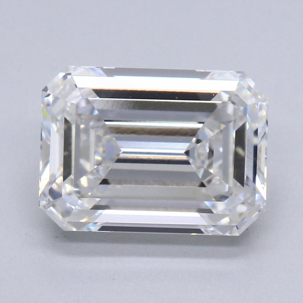 2.46ct E VS2 Emerald Cut Lab Grown Diamond