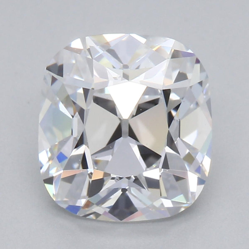 1.72ct D VS2 August Vintage Cushion Brilliant 74427972