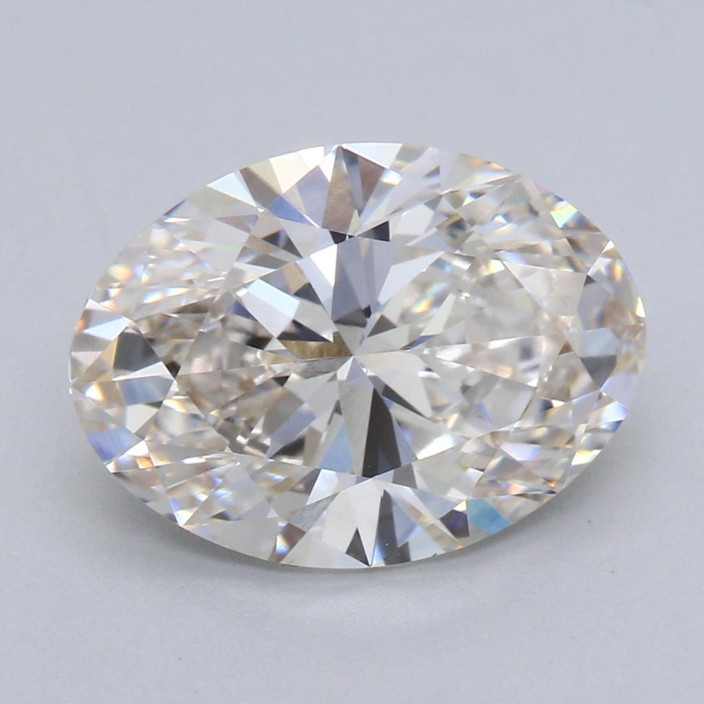 2.70ct H VS1 Oval Brilliant Lab Grown Diamond