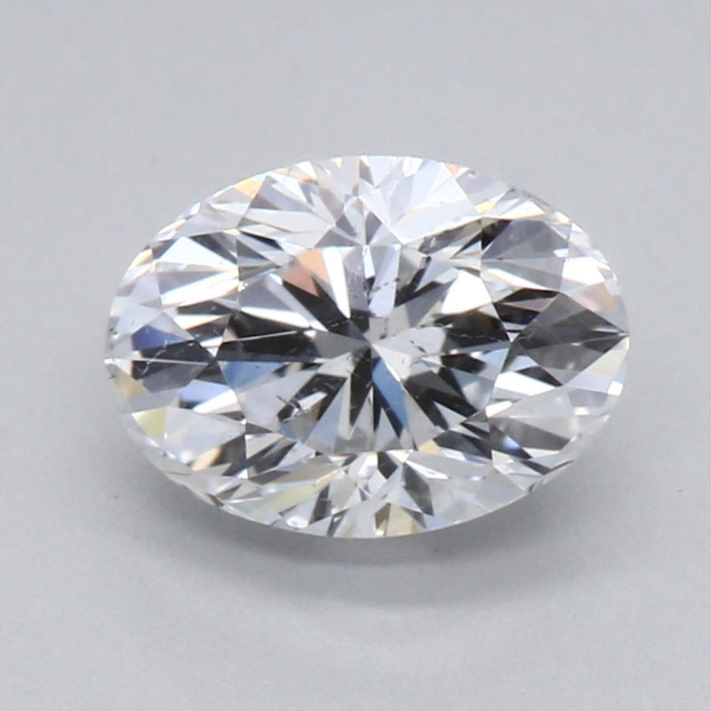 ELYQUE-OVAL 0.95ct. D SI1 1679151