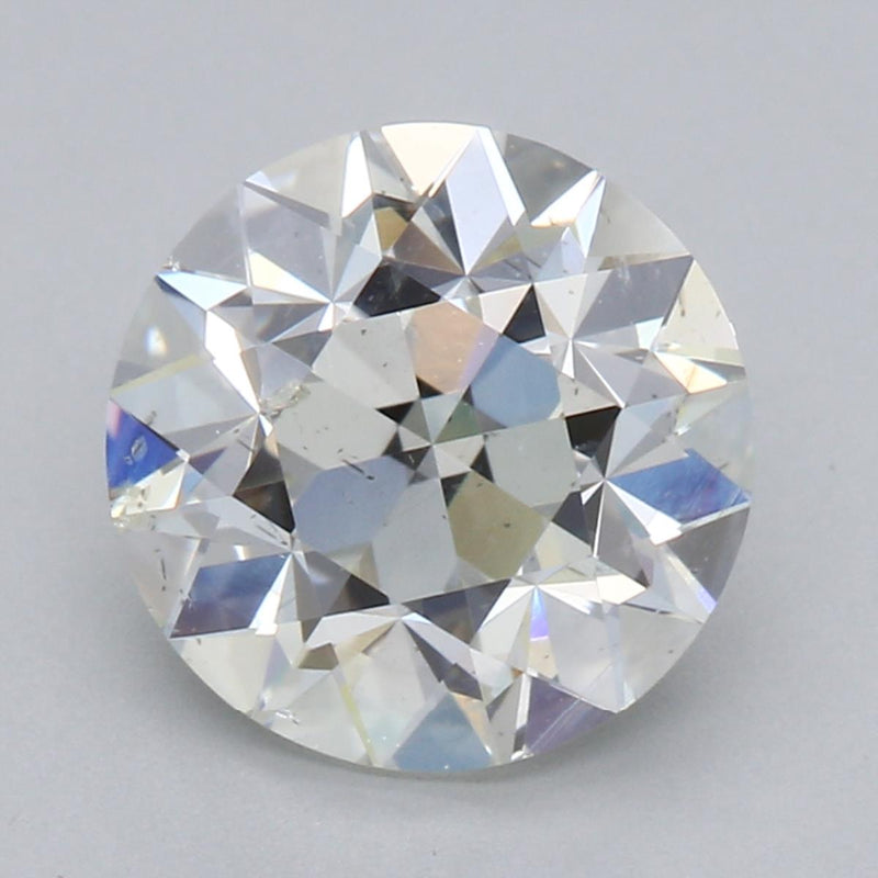 1.711ct J SI2 August Vintage European Cut 74554356