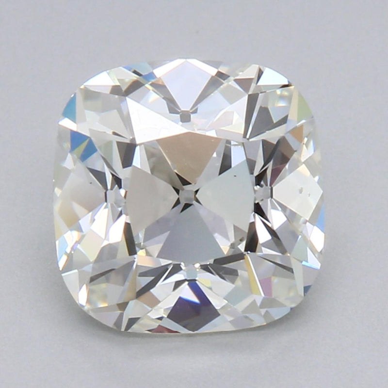 1.5ct I SI1 August Vintage Cushion Brilliant 74186428