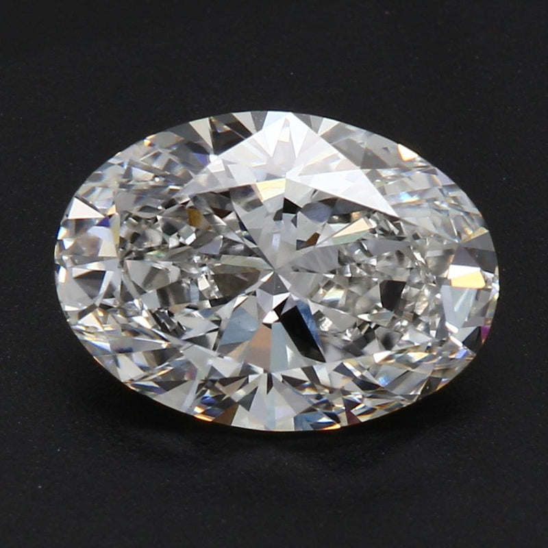 1.62ct F VS1 Private Reserve Lab Grown Oval Diamond