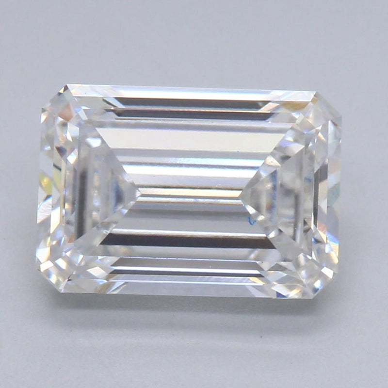 2.56ct G VS1 Emerald Cut Lab Grown Diamond