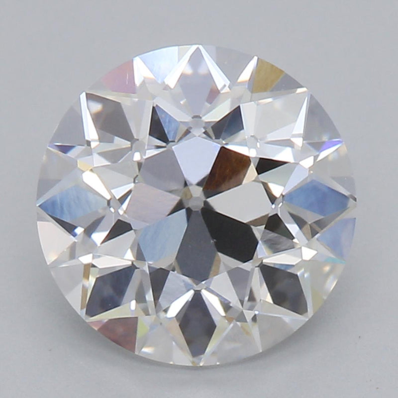 1.76ct E VS2 Lab Grown August Vintage European  Cut LG_M3D77303