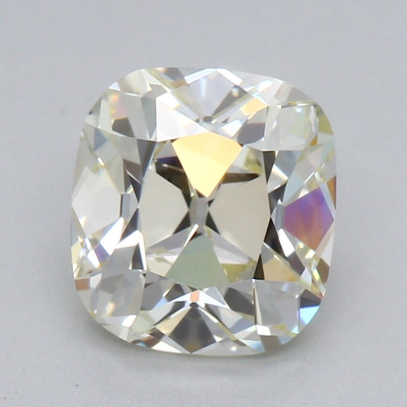 0.92ct M VS1 August Vintage Cushion Brilliant 74246783