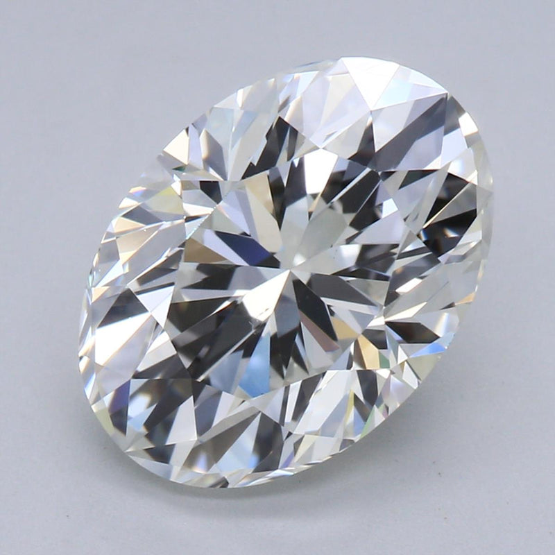 ELYQUE-OVAL 3.34ct. I VS2 1149451