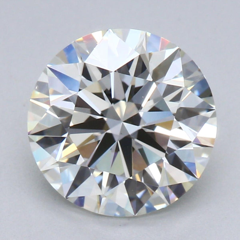 1.541ct I VS1 Hearts & Arrows Round Brilliant