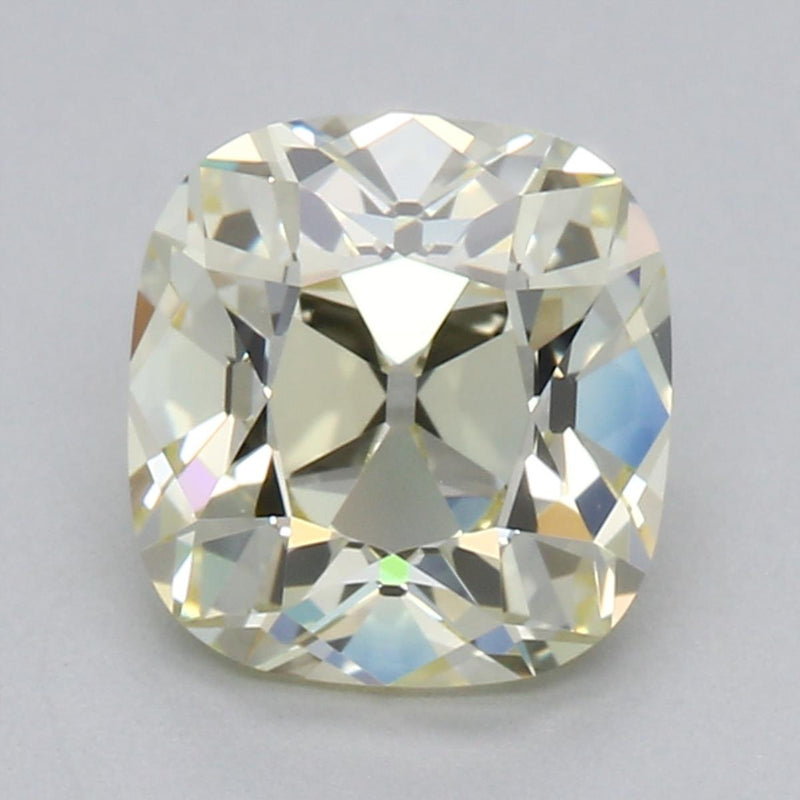 1.145ct M VS1 August Vintage Cushion Brilliant 74176370