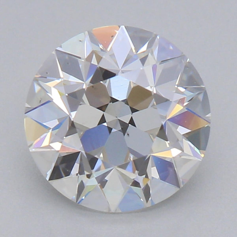1.25ct E VS2 August Vintage European Cut 74530403