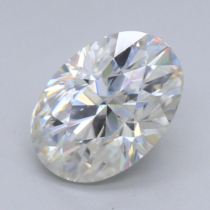 10mm 2.73ct D/F VS Distinctive Oval Moissanite