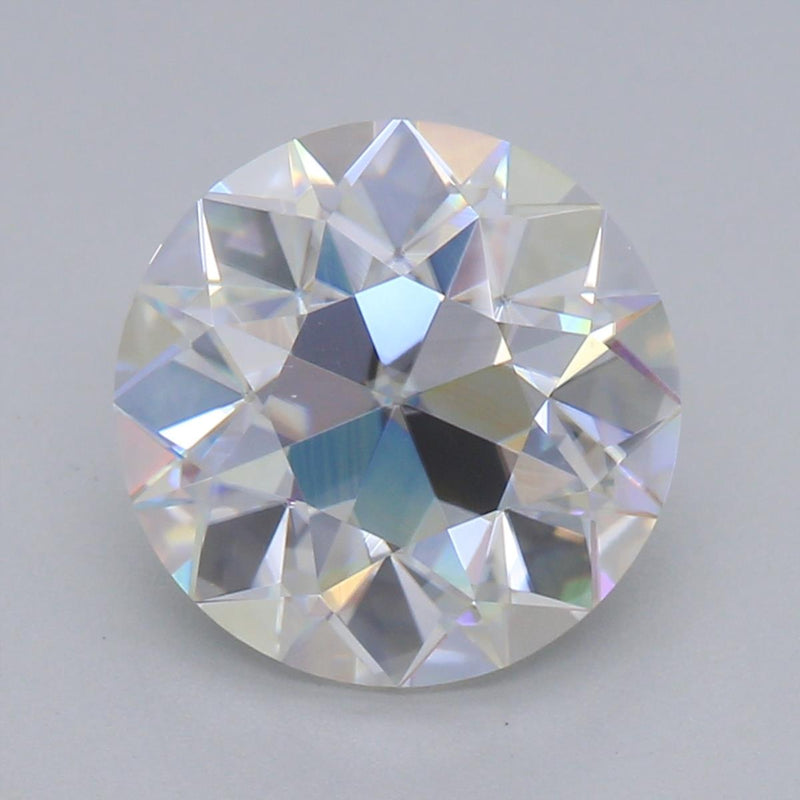 7.5mm 1.63ct D/F VS Heritage European Cut Moissanite