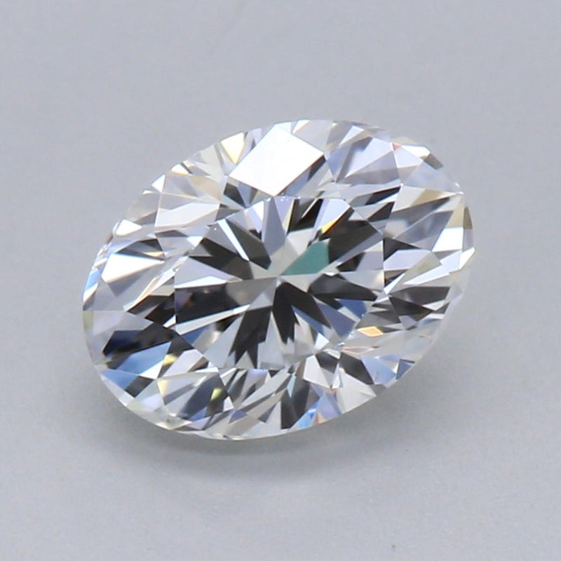 ELYQUE-OVAL 0.88ct. F VS2 1755144