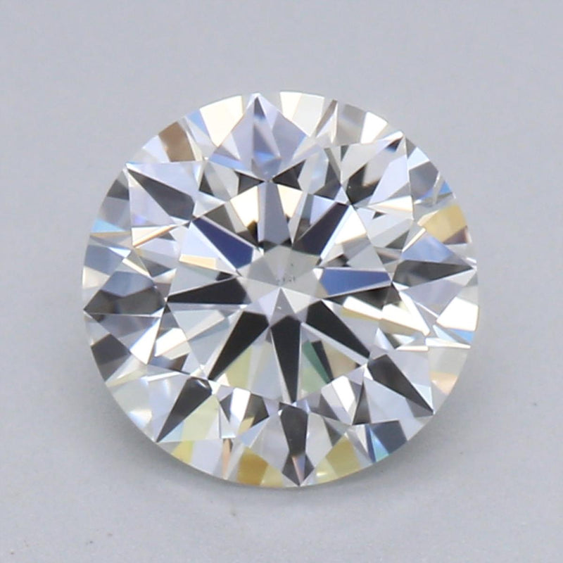 .90ct E SI1 Ideal Round Brilliant Cut Diamond