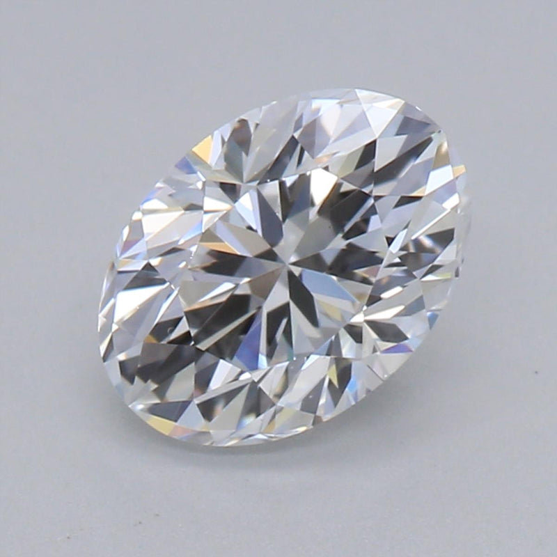 ELYQUE-OVAL 0.95ct. D VS1 1791583