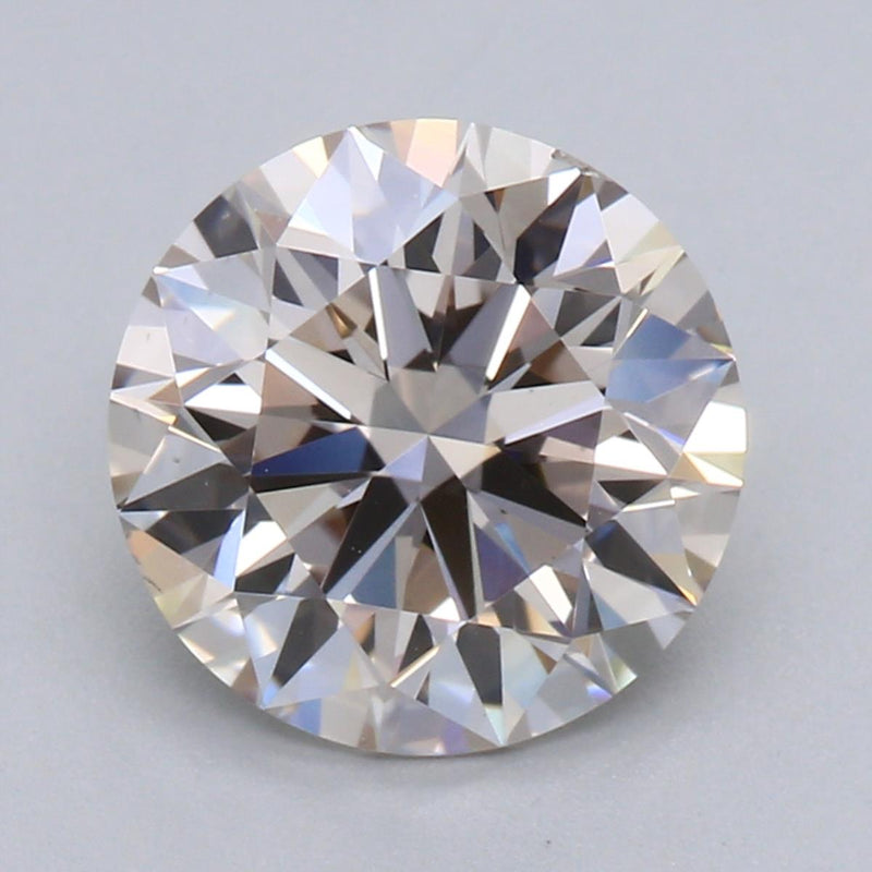 1.50ct J VS2 Ideal Cut Lab Grown Diamond -410