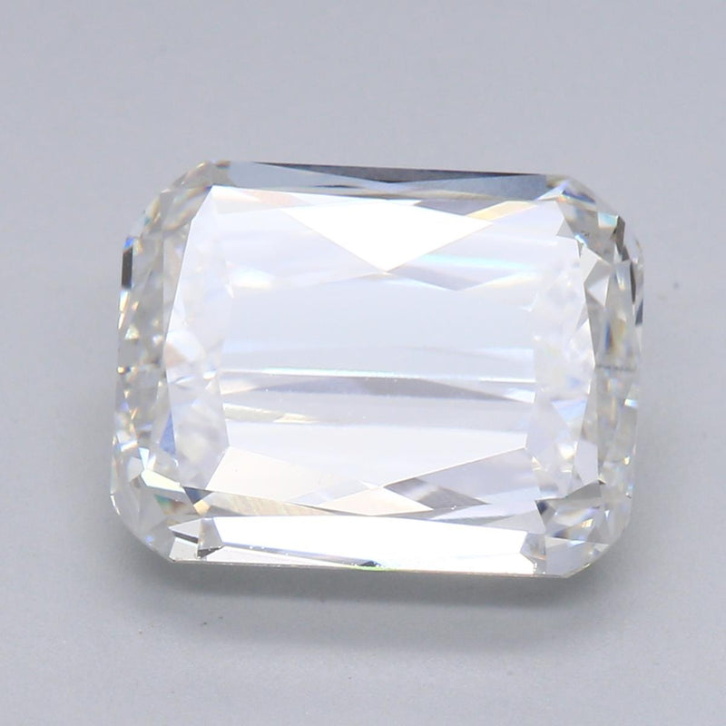 3.71ct G VS1 Modified Rectangular Brilliant Cut Lab Grown Diamond