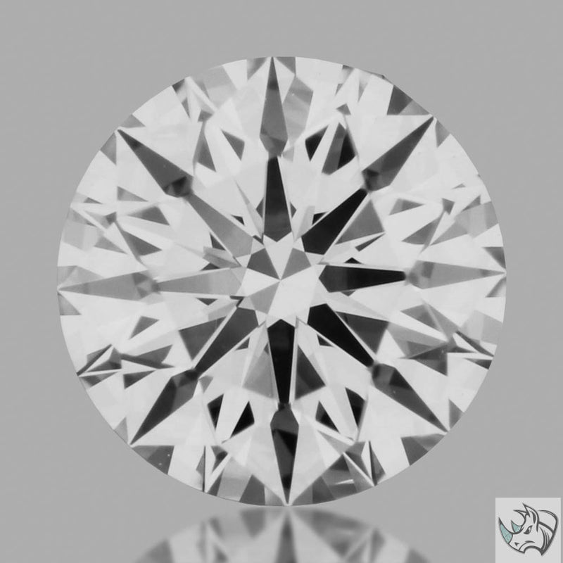 .42.ct D VVS1 Ideal Cut Round Brilliant Cut Diamond