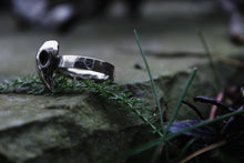 Small Bird Skull Ring