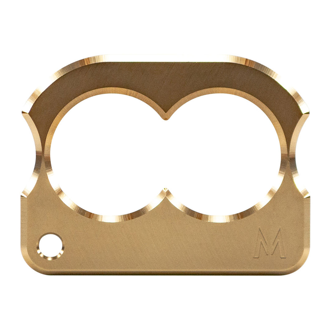 Double Knuckle - Brass