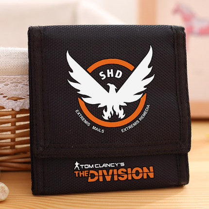 The Division Agent Wallet