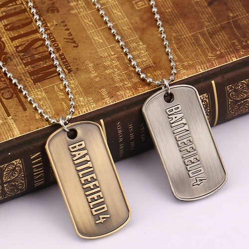 Battlefield 4 dog tags