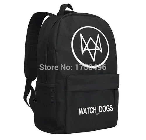 Watch Dogs Backpack