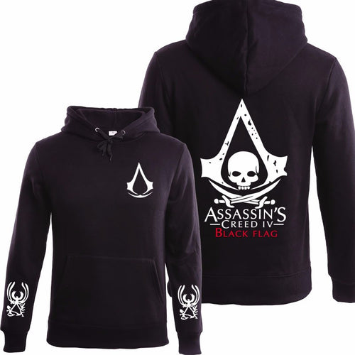 Assassin's Creed Black Flag Hoodie