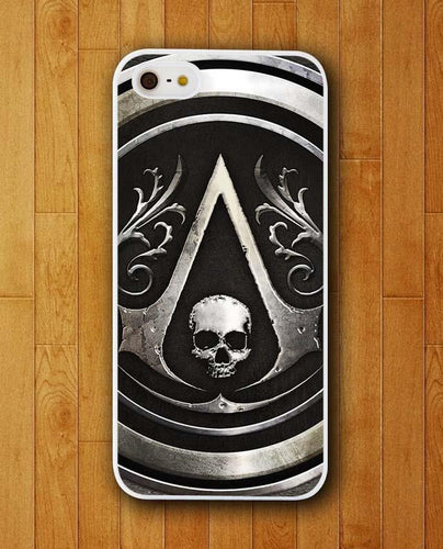 Assasin's Creed Skull iPhone Case