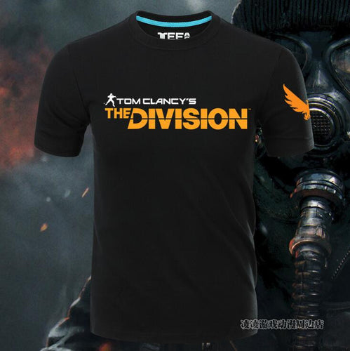 The Division Agent Cotton T-shirts