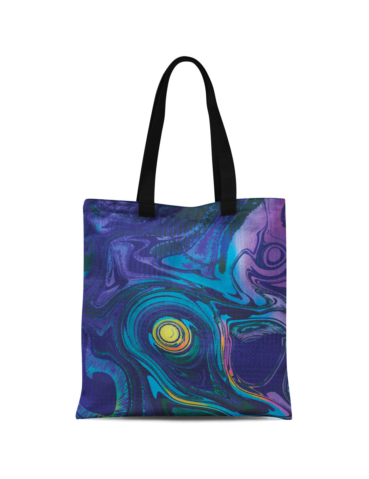Abstra Dreams Canvas Tote